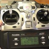 That was all it took. the transmitter is now ready to be set up as it would for any new plane for my Acro-Wot MkII.
