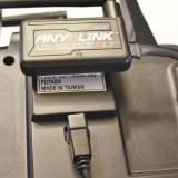 The Futaba 7C is now operating as an AnyLink transmitter
