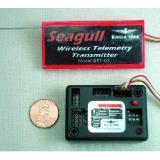 Transmitting unit with recorder.