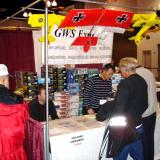 GWS Express was the third booth near GWS USA selling GWS product.