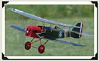 A picture of the S.E.5a from the Great Planes website.