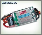 GWS 25A ESC