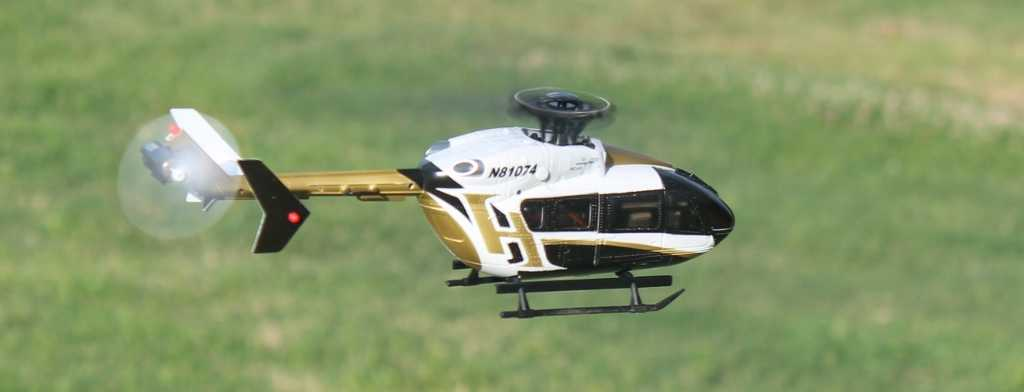 Heli-Max EC145 Eurocopter RTF Review
