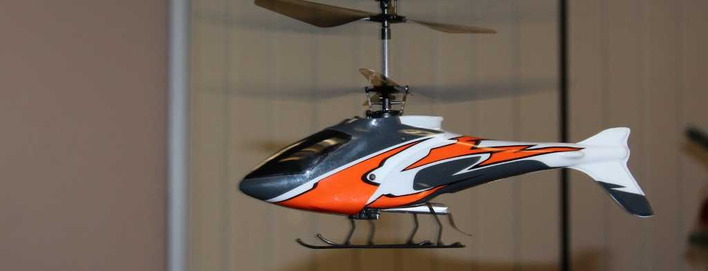 Heli-Max Axe 100 CX RTF Coaxial Helicopter Review