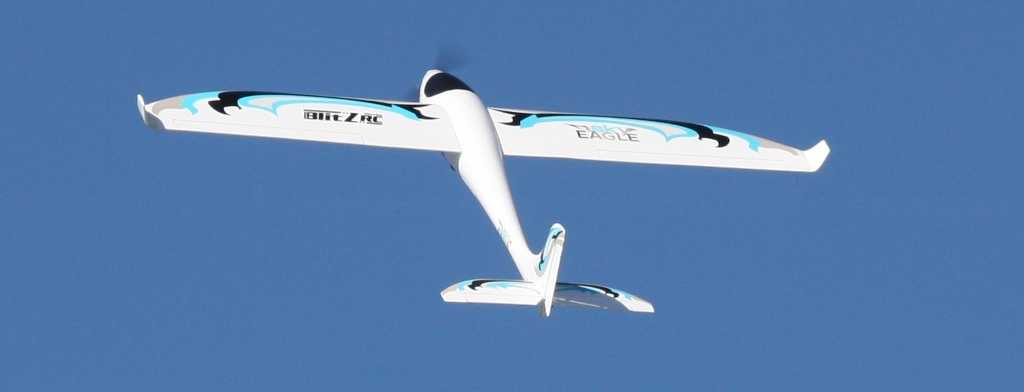 Banana Hobby & BlitzRCWorks Sky Eagle Electric Sailplane