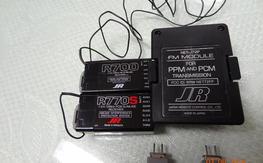 JR FM module w/ Recvr