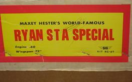 Sig Ryan STA Special