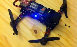 Untested Prototype Hammer v3 mini quad + starter FPV gear. ARF