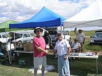 Name: David Register accepting his trophy from CD Phil Gilbert.jpg