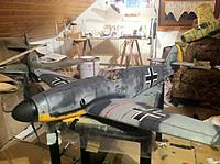 Name: Galland Bf109F kl.4.jpg