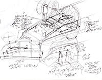 Name: B-29 Nose Gear sketch 1 copy.jpg