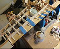 Name: B-29 flap build 1.jpg