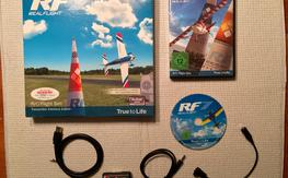 ***Like New*** RealFlight 7 (w/ FREE Upgrade to 7.5) Interface Edition Flight SIM
