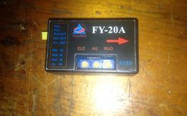 FY-20A Flight Stabilization