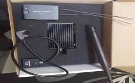 DJI IOS groundstation 2.4Ghz -- Bluetooth
