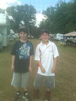 Name: Aaron and Justin at Nall 2012.jpg