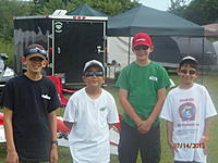 Name: Steven Justin Tyler and Aaron at 3DHS FLIE July 2012.jpg