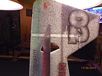 Name: Rudder on.jpg Views: 24 Size: 457.9 KB Description: There she is, good looking!