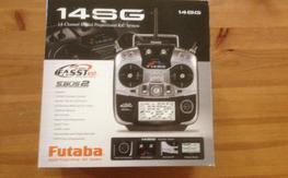 Futaba 14SG Great Condition!