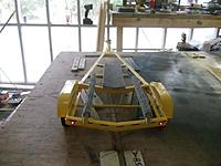 Name: Boat Trailer yellow with lights.jpg