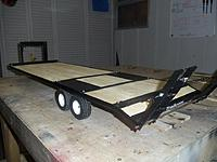 Name: Long black gooseneck trailer.jpg