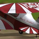 Stits Sky Baby, the self proclaimed smallest biplane