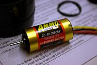 Electrifly Ammo 20-40-3500