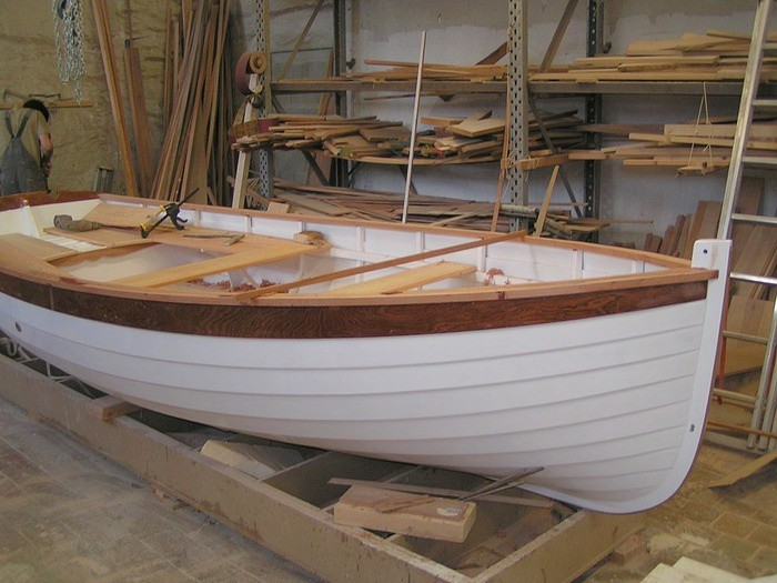 Wooden dinghy boat kits ~ Fibre boat