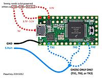 Name: teensy_sport_connection_diagram.jpg Views: 204 Size: 98.0 KB Description: Connection diagram for Teensy 3.x boards