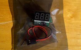 NIP Voltage Displays
