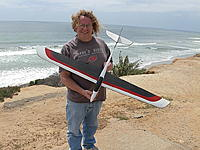 Name: Andy 2.0 and 3.0 at baves beach (2).jpg