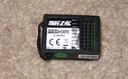 BlitzRC Works (Walkera OEM) Devo RX801 8-Channel Receiver