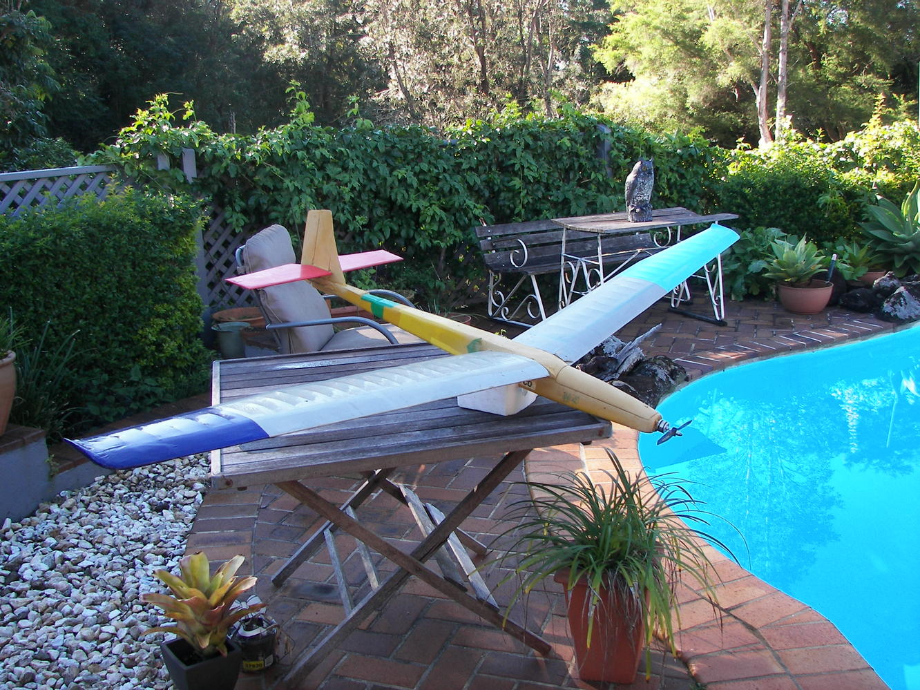 Name: Wayne's Plane.jpg