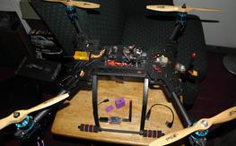 APM HJ H4 Reptile 550 Folding Quad