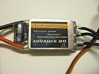 Name: Techonehobby Advance 20 esc 002.jpg Views: 10 Size: 755.7 KB Description: