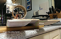 Name: RC-Rescue-Airboat-rake-angle-0291.jpg Views: 47 Size: 108.0 KB Description: Rake angle and measurements