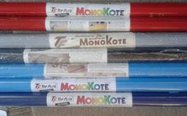 7 rolls of  Top Flite Monokote