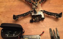 TBS Pro Discovery USED Almost Ready To Fly Quadcopter