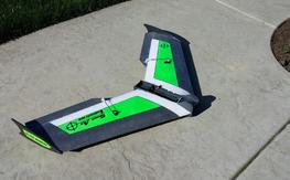 Caliber FPV Wing Last weekend for raffle!