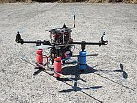 Name: radio tracking quad - proof of concept.jpg