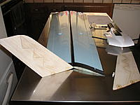 Name: Manta Ray Flying wing Build 004.jpg