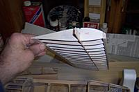 Name: I made my own wing ribs, went with a Davis airfoil instead of the flat bottom Guillows..jpg