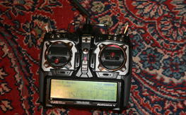 Aurora 9 2.4GHz Transmitter, Optima 9 Receiver + second minima 9 channel Receiver