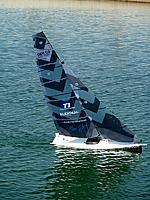 Name: P1030716fock steht gut-wenig wind-kaengung-gross weht bereits leicht aus.jpg Views: 138 Size: 154.0 KB Description: A sails are soon to much sail area