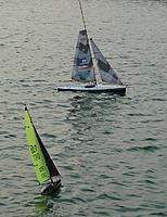 Name: P1040517red.jpg Views: 82 Size: 128.5 KB Description: MM vs 3x1 with C-sails