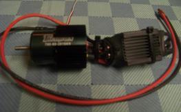 Het 700-60-2610 with ESC