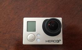 GoPro 3+ black edition like new