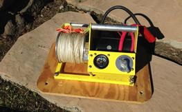 Winch and Turn-a-Round for Sale