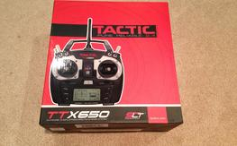 Tactic TTX650 - Brand New In Box!