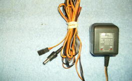 JR - tx/rx charger